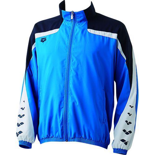 arena アリーナ スイミング 水泳 ウィンドジャケット ARN-6310 ブルー