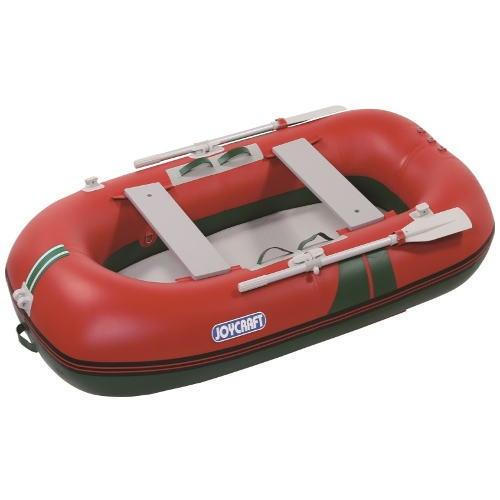 ジョイクラフト ローボート TW-270N 検無 4人乗りゴムボート 電動ポンプ付き
