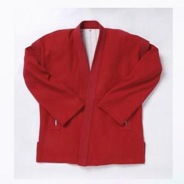 マーシャルワールド 日本製 SAMBO サンボ衣 SAM 0号 赤
