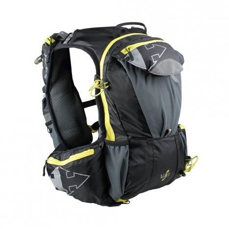 RaidLight レイドライト バックパック Ultra Vest OLMO 5L ウルトラベストオルモ RM005 161 ブラック<店頭在庫限り>