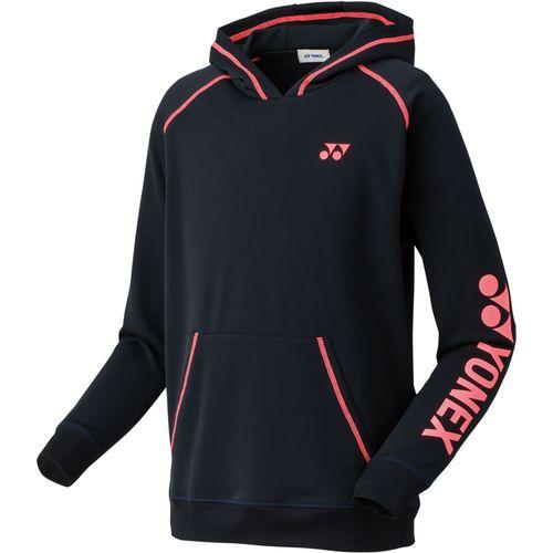 YONEX ヨネックス 男女兼用 テニス バドミントン ユニ スウェットパーカー 32021 019 ネイビーブルー