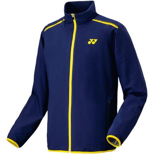 YONEX ヨネックス バドミントン UNI 裏地付ウインドウォーマーシャツ ジャケット 70054 240 Dパープル<在庫僅少>