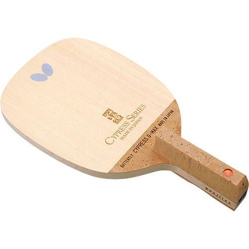 バタフライ Butterfly 卓球ラケット ペンホルダーラケット サイプレス G‐MAX 日本式 23930