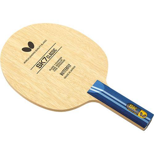 バタフライ Butterfly 卓球ラケット シェークハンド SK7クラシック ストレート 36884