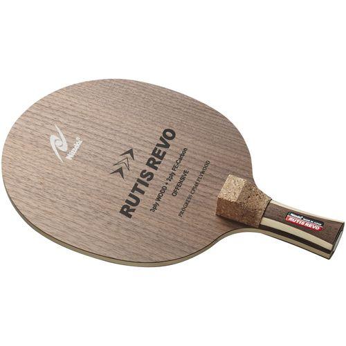Nittaku ニッタク 卓球ラケット ルーティスレポJ NC0200 日本式攻撃用ペンホルダー