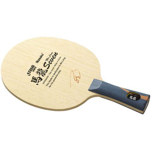 Nittaku ニッタク 卓球ラケット 攻撃用シェークハンド 馬龍7 FL フレア LGタイプ NE6158