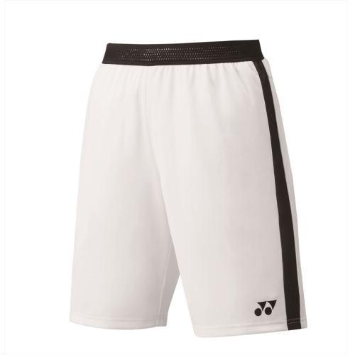 YONEX ヨネックス テニス バドミントン ハーフパンツ メンズ 15071 011 ホワイト