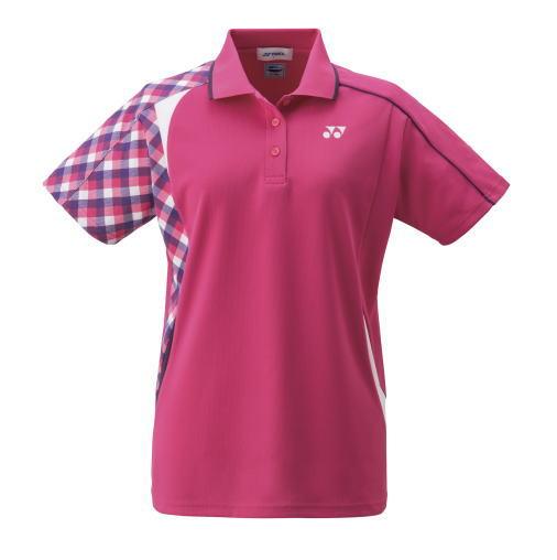 YONEX ヨネックス レディース テニス バドミントン ゲームシャツ 20439 ベリーピンク
