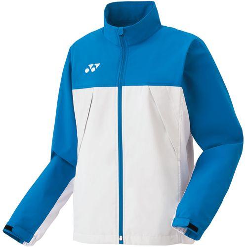 3c495286ff8f2 YONEX ヨネックス ウォームアップシャツ フィットスタイル ジャケット 57036 011 レディース ホワイト 【送料無料】レディース テニス  バドミントン