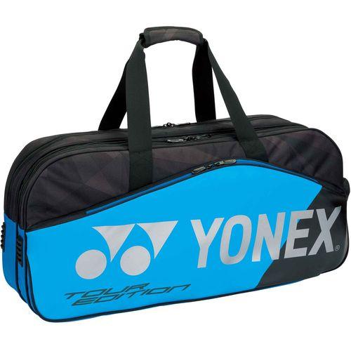 YONEX ヨネックス テニス トーナメントバッグ ラケット2本収納 BAG1801W 506 インフィニットブルー