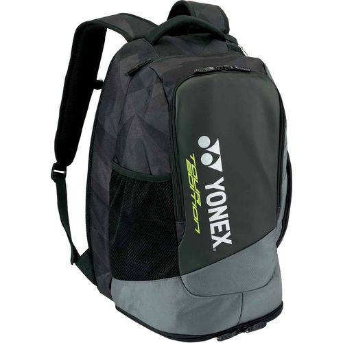 YONEX ヨネックス テニス バックパック ラケット2本収納 BAG1808 007 ブラック