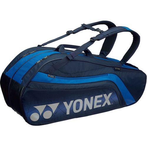 YONEX ヨネックス テニス用ラケットバック6 リュック付 ラケット6本用 BAG1812R 019 ネイビーブルー