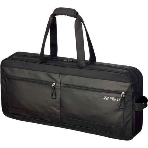 YONEX ヨネックス ラケットバッグ トートバッグワイド テニス2本用 BAG1851W 007 ブラック