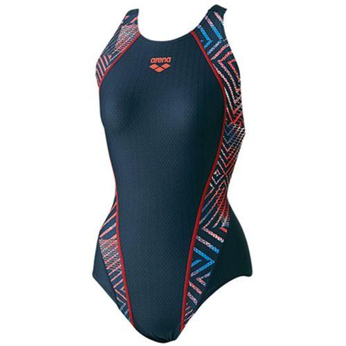 arena アリーナ スイミング 水泳 セイフリーバック レディース 競泳用水着 Fina承認 ARN8069W NVTC