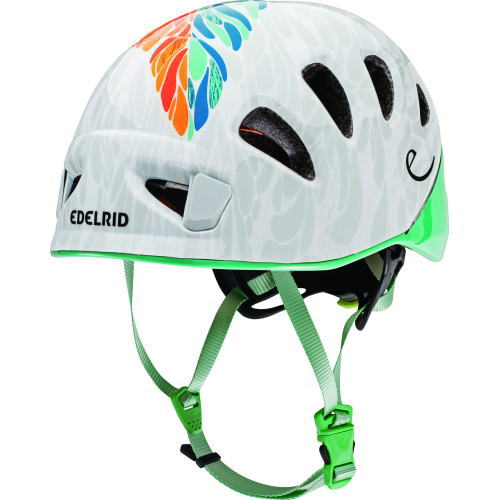 EDELRID エーデルリッド 登山クライミング セーフティヘルメット シールドII ER72036 ジェイド