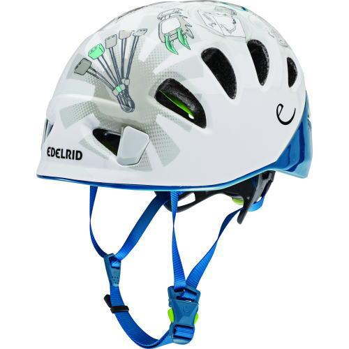 EDELRID エーデルリッド 登山クライミング セーフティヘルメット シールドII ER72036 ペトロール<在庫僅少>