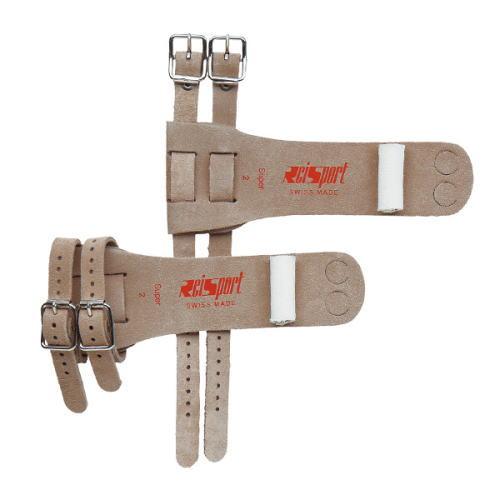 REISPORT ライ・スポーツ 体操競技 スイス製プロテクター つり輪用2ツ穴 SWP-504