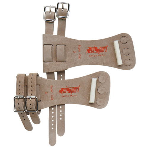 REISPORT ライ・スポーツ 体操競技 スイス製プロテクター 鉄棒用3ツ穴 SWP-505