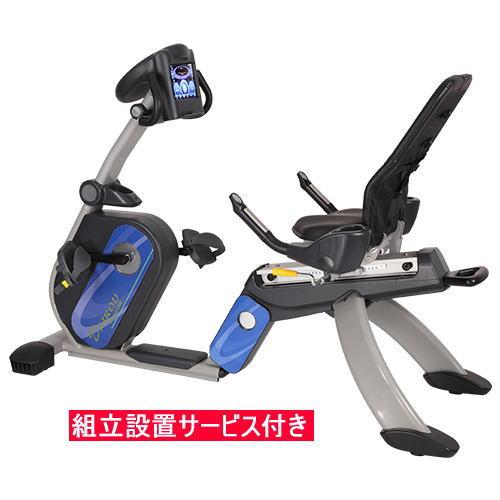 DAIKOU ダイコー DK-9002RW 準業務用リカンベントバイク フィットネスバイク 組立設置サービス付き