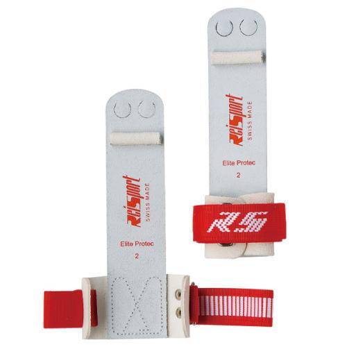 REISPORT ライ・スポーツ 体操競技 スイス製プロテクター スーパープロテクター2ツ穴 SWP-532
