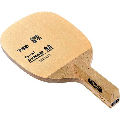 TSP ヤマト卓球 ラケット 日本式ペンホルダー スペシャルダイナム9.0 角型 028801