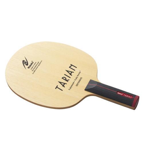 Nittaku ニッタク 卓球ラケット 守備用シェークハンド タリアン FL NC-0447 フレア