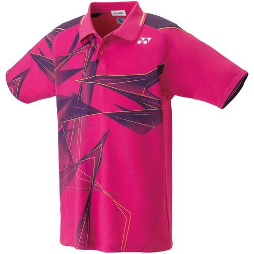 YONEX ヨネックス バドミントン ゲームシャツ ジュニア 10272J 654 ベリーピンク