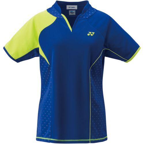 YONEX ヨネックス バドミントン ゲームシャツ レディース 20443 472 ミッドナイトネイビー