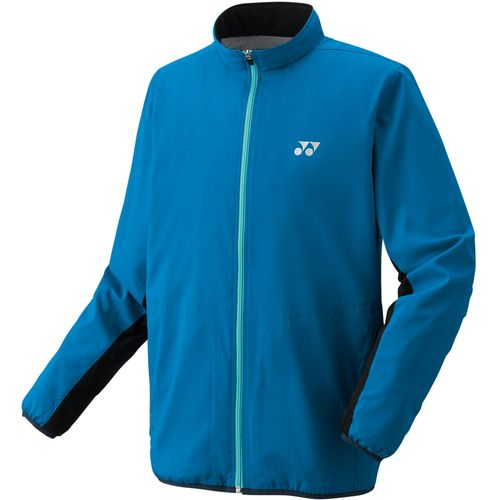 YONEX ヨネックス バドミントン ユニ 裏地付ウィンドウォーマーシャツ ジャケット 70059 506 Iブルー