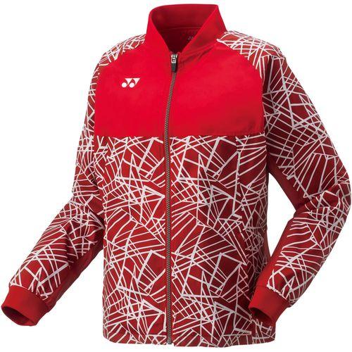 YONEX ヨネックス バドミントン 裏地付ウィンドウォーマーシャツ ジャケット レディース 78051 496
