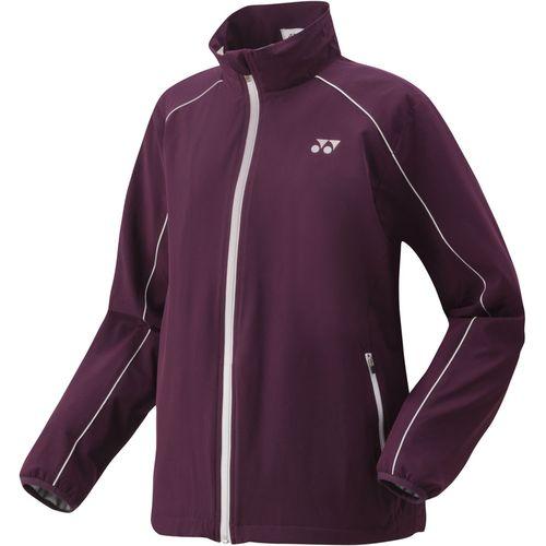 YONEX ヨネックス バドミントン 裏地付ウィンドウォーマーシャツジャケット レディース 78052 339 MNパープ