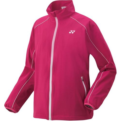 YONEX ヨネックス バドミントン 裏地付ウィンドウォーマーシャツジャケット レディース 78052 654 Bピンク