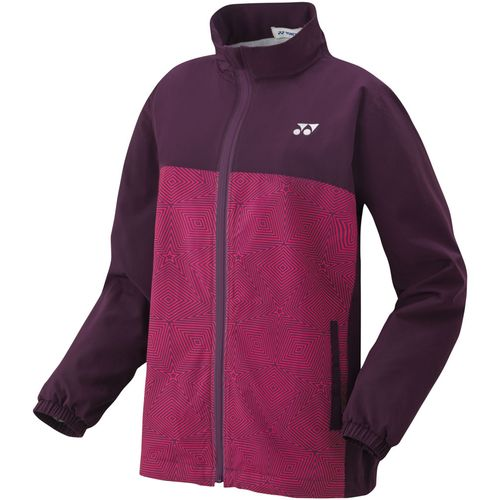 YONEX ヨネックス バドミントン 裏地付ウィンドウォーマーシャツジャケット レディース 78053 339 MNパープ<在庫僅少>