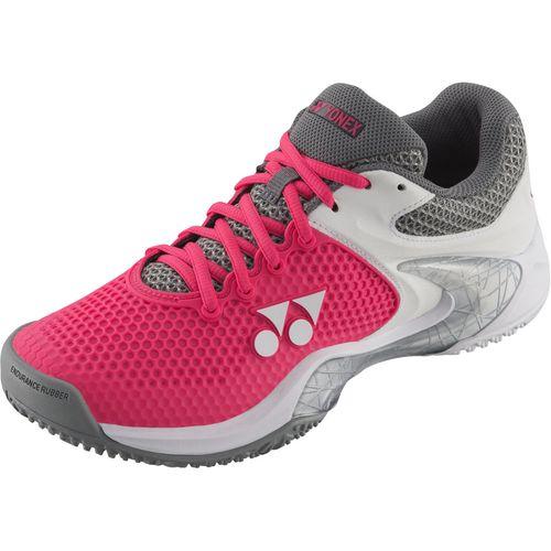 YONEX ヨネックス テニスシューズ パワークッションエクリプション2 L GC SHTE2LGC 026 レディース ピンク