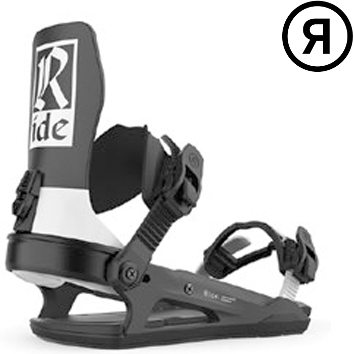 ライド ビンディング 金具 20-21 RIDE C-6 Classic Black スノーボード バインディング 日本正規品 予約