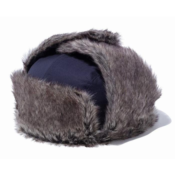 ニューエラ NEW ERA トラッパー リップストップ ネイビー ハット 帽子 日本正規品