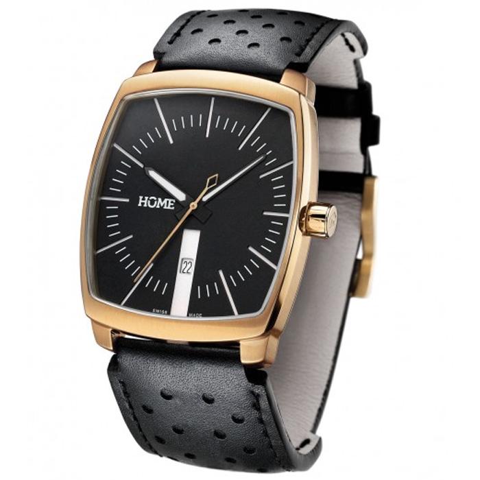 HOME G-CLASS BRUSHED GOLD/BLACK ホーム 腕時計 ギギラフ トラビスライス マークソラーズ 日本正規品