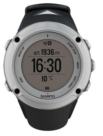 【エントリーでP最大43倍・5/11(土)20時~】SUUNTO AMBIT2 SILVER スント アンビット2 腕時計 SS019210000
