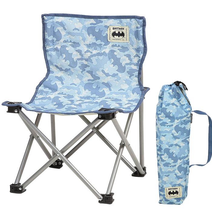 CAPTAIN STAG コンパクトチェア ミニ バットマン UY-5012 キャプテンスタッグ アウトドア キャンプ 椅子