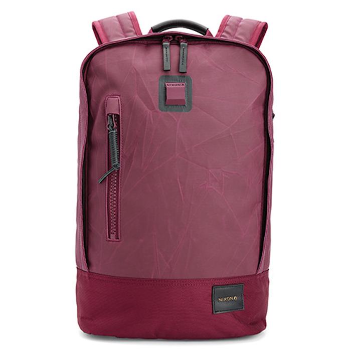 NIXON Base Backpack Burgundy ベース バックパック ニクソン C2185 234