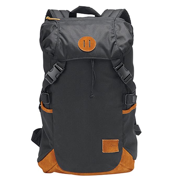 NIXON Trail Backpack Black トレイル バッグバック ニクソン C2396 000