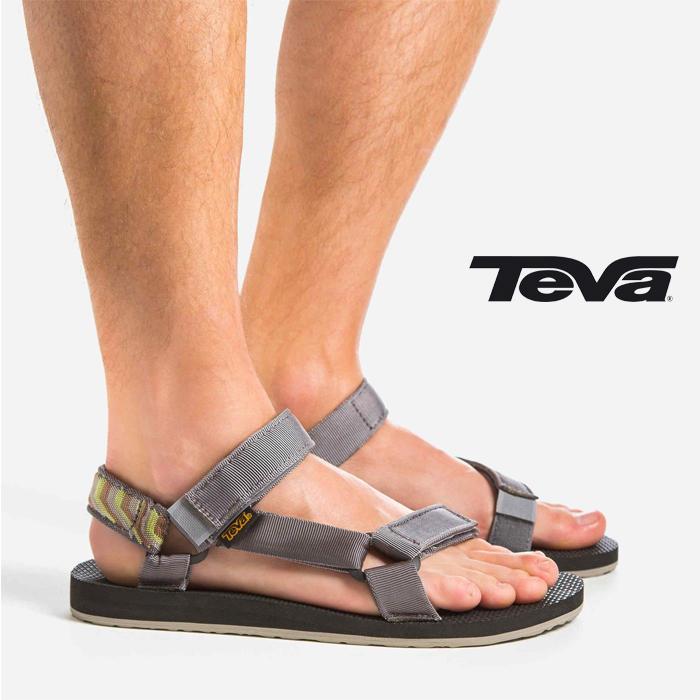 bc19df762 TEVA MENS ORIGINAL UNIVERSAL AZG (AZURA GREY) Teva men original universal  water sandals shoes shoes man outdoor beach (1004006)