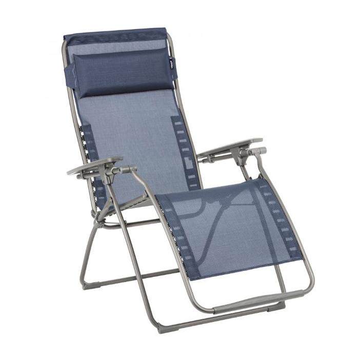 ラフマ リクライニングチェア LAFUMA MOBILIER FUTURA BATYLINE Ocean LFM3118-8547 フュチュラ ガーデン バルコニー アウトドア キャンプ 無重力 折りたたみ 椅子