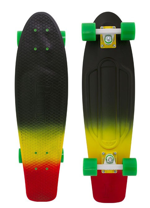 PENNY CARIBBEAN COMPLETE SKATEBOARDS 22