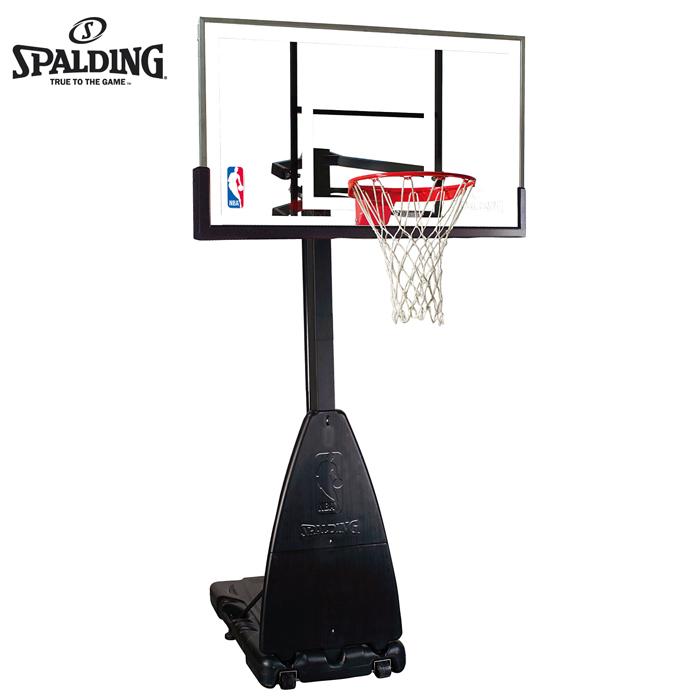 SPALDING PLATINUM PORTABLE BASKET GOALS 68490JP スポルディング プラチナムポータブル バスケットゴール