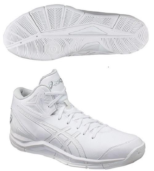 アシックス バスケットボールシューズ ゲルトライフォース2 スリム GELTRIFORCE 2 SLIM TBF326-0101