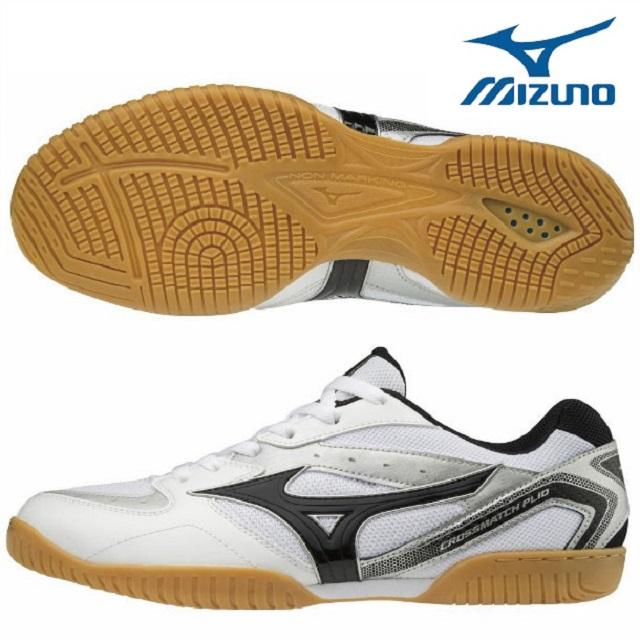 (セール)ミズノmizuno クロスマッチプリオ RX4 81GA183009 卓球 シューズ メンズ レディース ジュニア 18SS