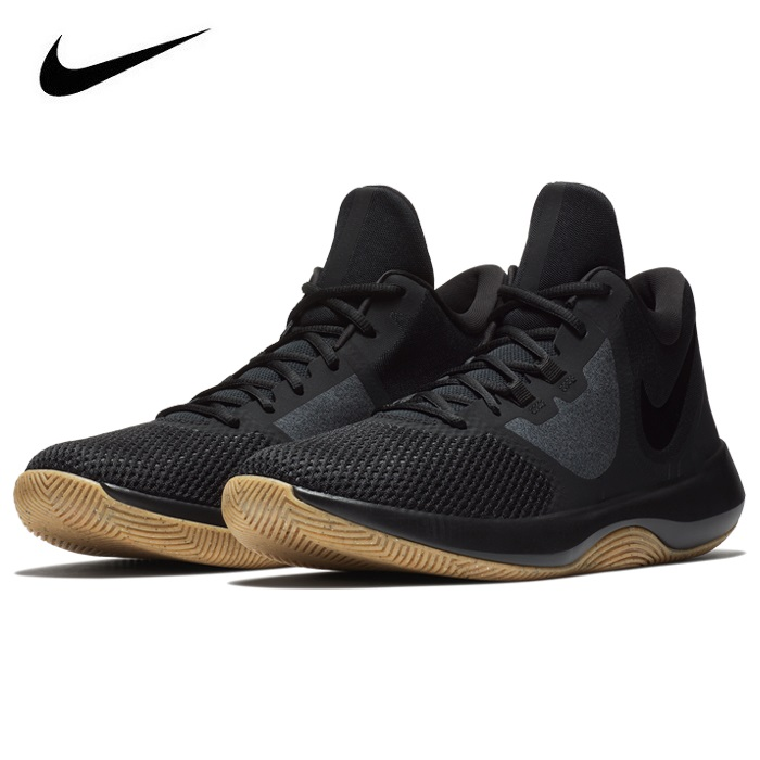 ナイキ NIKE メンズ バスケットボールシューズ NIKE AIR PRECISION II ナイキ NIKE エア プレシジョン II AA7069-010 ブラック×ブラック×アンスラサイト 2018FA