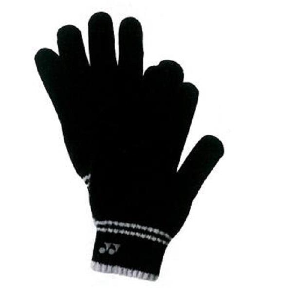 ヨネックス YONEX ヒートカプセル グローブ ニットウローブ 防寒 手袋 ユニセックス 46033-007 ブラック 19FW