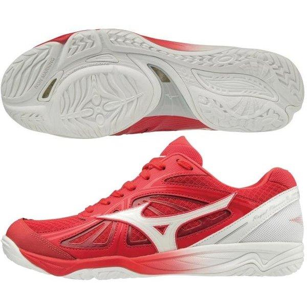 ミズノ Mizuno バレーボールシューズ ROYAL PHOENIX2(ロイヤルフェニックス2)V1GA173001 レッド×ホワイト 全日本女子バレーボール代表モデル